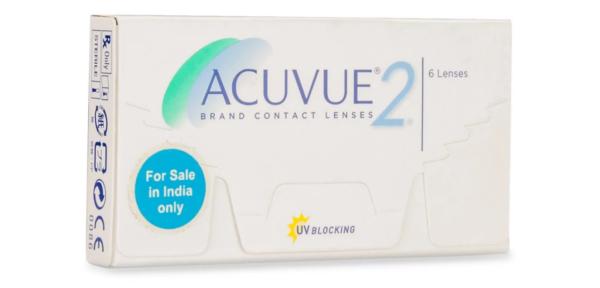 ACUVUE2-6 Lens per Box1