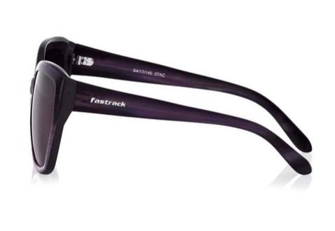Fastrack P313pr2f Purple Cat Eye Sunglasses The Eye Destination
